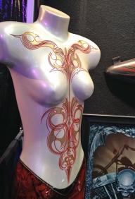 SEMA 2013 - Las Vegas - Airbrush Artwoks