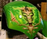 skull - Airbrush Artwoks