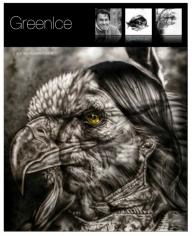 Greenice  - Top Airbrush Artwork on the Web