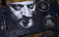 Wall Murals / Canvases | El Piti - Künstler und Illustrator für Airbrush, Graffiti und Digital Artwork in Hannover / Deutschland - Photorealism