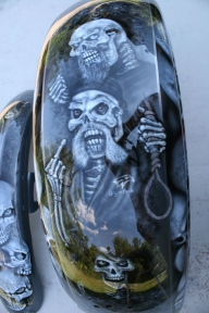 custom fender - Kustom Airbrush