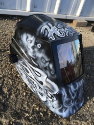 helmet60 - Airbrush Garage
