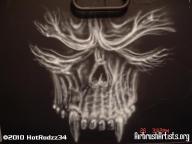 skull55 - Airbrush Garage