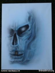 skull44 - Airbrush Garage