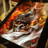 Stunning Airbrush Master - World Wide Artists