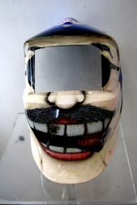 masque de soudeur - helmets