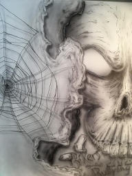 skull69 - Airbrush Garage