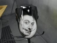 dalì portrait  - Kustom Airbrush