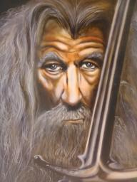 Gandalf (hobit) - my works