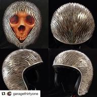 Totally sick helmet! - Favorite Art