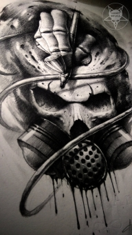 Airbrush by AndreySkull on DeviantArt - Airbrush Artwoks