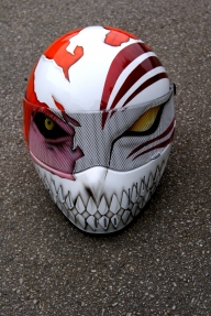 bleach helmet custom - helmets