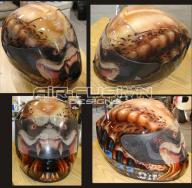 Predator #Helmet - Photorealism