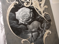 Airbrush and Posters - Detail - Favorite Art