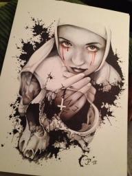 Airbrush Fine Art - Favorite Art