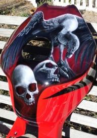Skulls & Volture - Kustom Airbrush