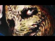 Airbrushed Slipknot Bonnet - YouTube - Airbrush Videos