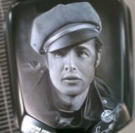 Marlon Brando - Photorealism