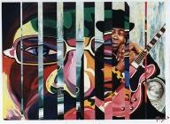 Auftrags-Illustration Airbrush/Acryl - Favorite Art