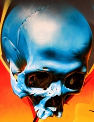 Skull color reflections - Favorite Art