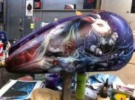 Follow the Rabbit - Kustom Airbrush