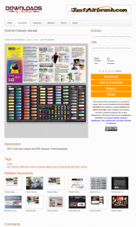 Tons of #Free #Resources for #Artists - Downloads by #ArteKaos - Free Airbrush Step by Step