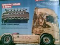 "Zeus - from ""Professione Camionista"" 7/2017 - ArteKaos Airbrush"