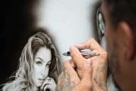 Cory SaintClair Describes The Lost Art Of Airbrushing - Friends