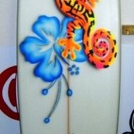 Surfboards | Let me airbrush - Airbrushed Surfboards