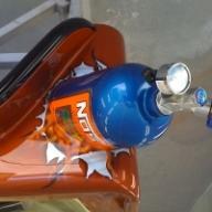 Go Baby go! Mansfield Auto Collision Repair, Customs, Classics  - Kustom Airbrush