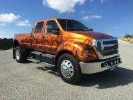 Ford Super Truck F350 - Airbrush Artwoks