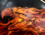 Details - Real Flames on Helicopter - Creative Learning
