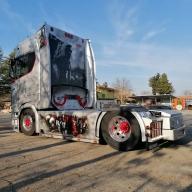 The Spartan - Show Truck by ArteKaos - ArteKaos Airbrush