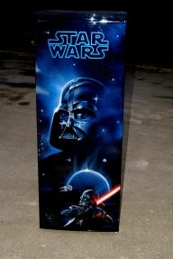 peinture sur frigo- starwars, dark vador - frigos custom