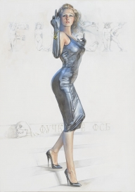 An Icon - More at Sorayama.jp - Favorite Art