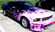 Dallas Airbrush - Airbrushed Vehicles - Airbrush Murales