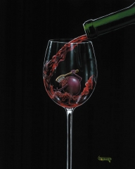 Wine - Michael Godard - Favorite Art