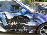 ArteKaos Airbrush - Tuning Cars - 1 - Airbrush Murales