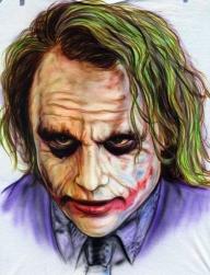 The Joker by Tim Miklos - My Paintings