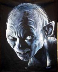 Golem by Tim Miklos - My Paintings