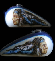 indians - Airbrush Artwoks
