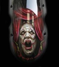 human masquerade - Airbrush Artwoks
