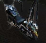 chopper - my custom machines