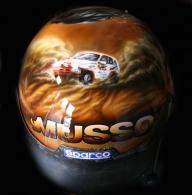dakar - Helmets Airbrush