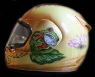 frog - Helmets Airbrush