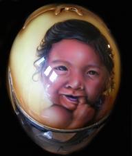 baby - Helmets Airbrush