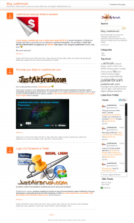 Follow Us on the Official Blog, for News and FAQ! - JustAirbrush FAQ