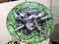 Kal Koncepts Air Syndicate (661) 836-3084 - Airbrush Artwoks