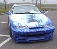 Tuning Calibra - AIRBRUSH - Top Airbrush Artwork on the Web