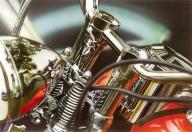 """""""Harley"""" by Olaf Karl - Photorealism"""
